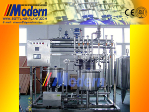 Ultra High Temperature Plate Sterilizer