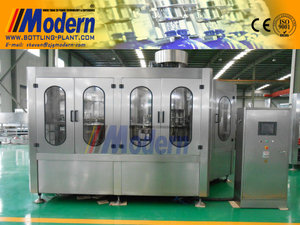 4000BPH Water Bottling Line