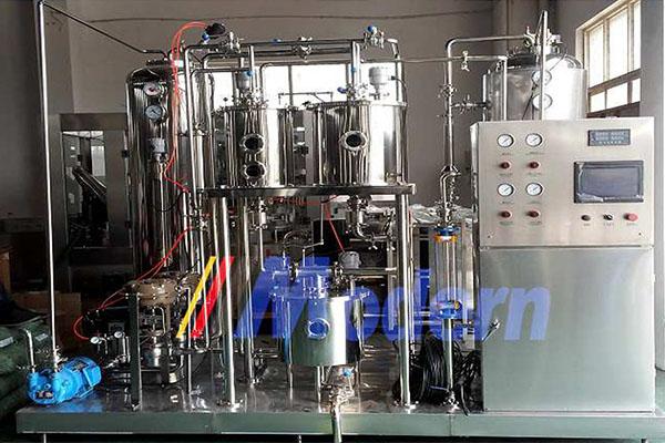 Soft Drink Carbonation Machine